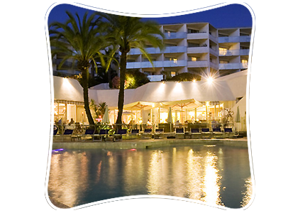 Sales Convention at the 4-star Novotel Montfleury (Cannes)