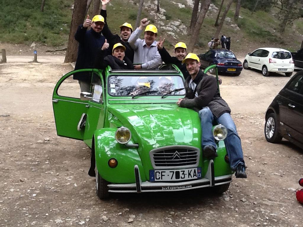 Rallye-huile-et-sens-2CV-vs-Fiat-500-7