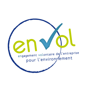 Logo enVol - Team Nature
