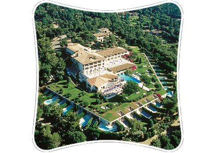 Management Committee Seminar at the 4-star Mas d'Artigny (St Paul de Vence)