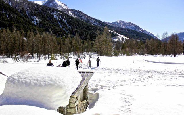 Journée en montagne team building dans les Alpes