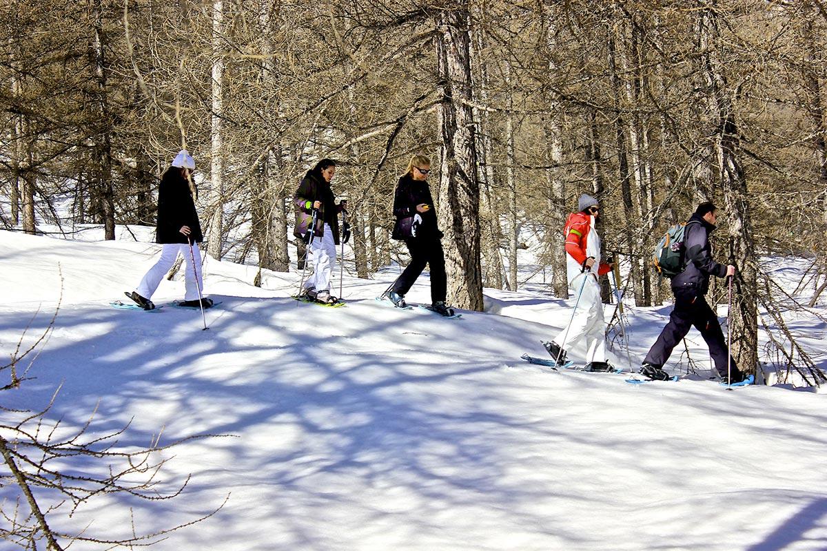 Ice Team Team building à la neige en montagne