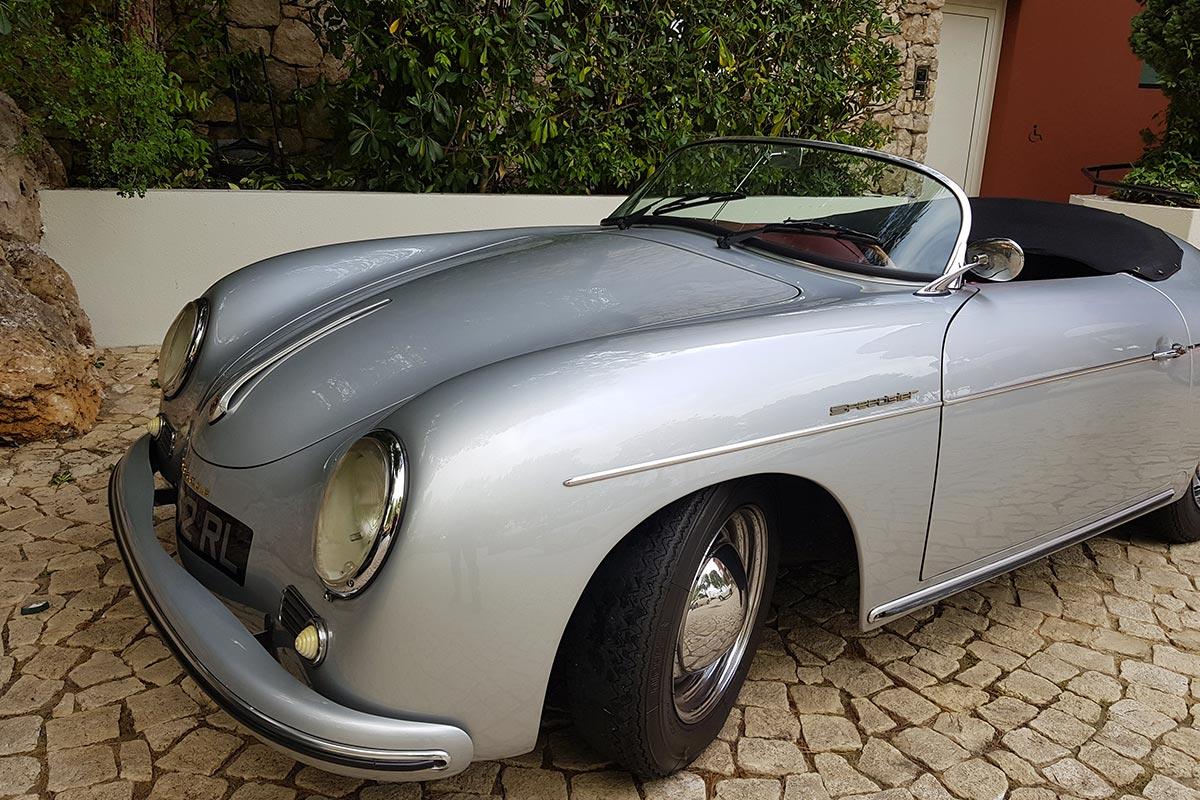 Balade en voiture de collection  Incentive Côte d'Azur
