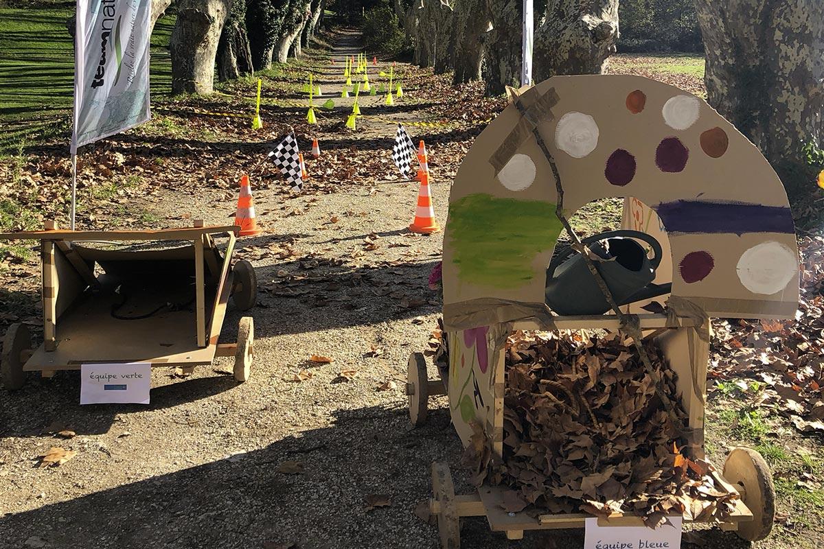 Eco Motive Team Building Construction d'un Vehicule