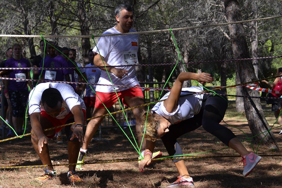 Le Raid |Team building atouts « cérébraux » et « physiques »