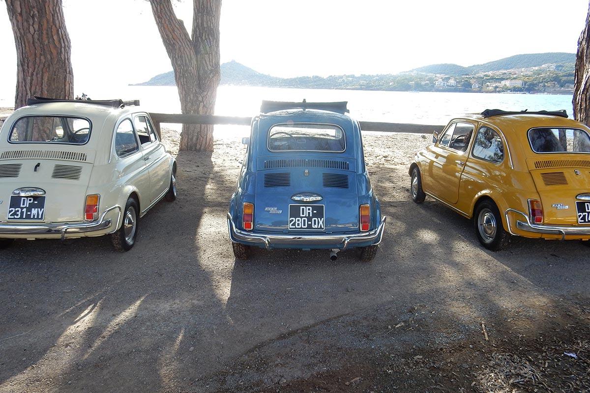 Team Building motorisés sur la Côte d'Azur