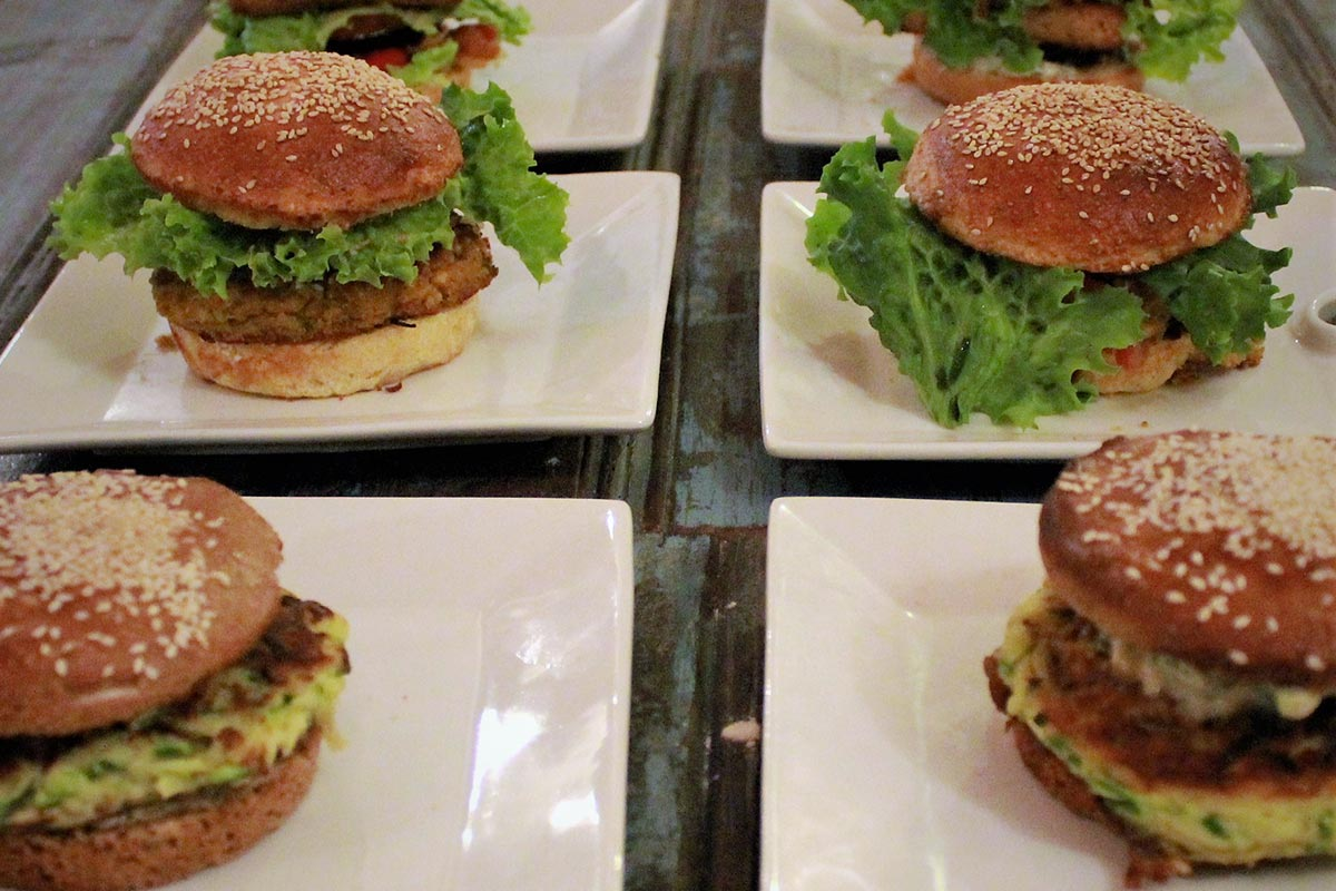 Team Burger | Team building culinaire Nice
