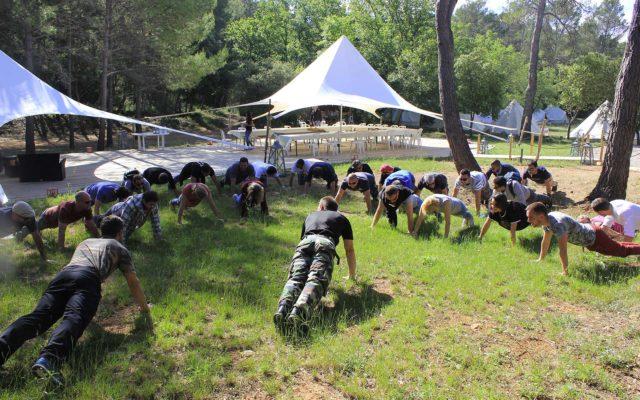 Team vs Wild | Team Building Survivor
