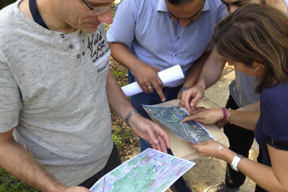 Tracking team | team building motorisé surprenant