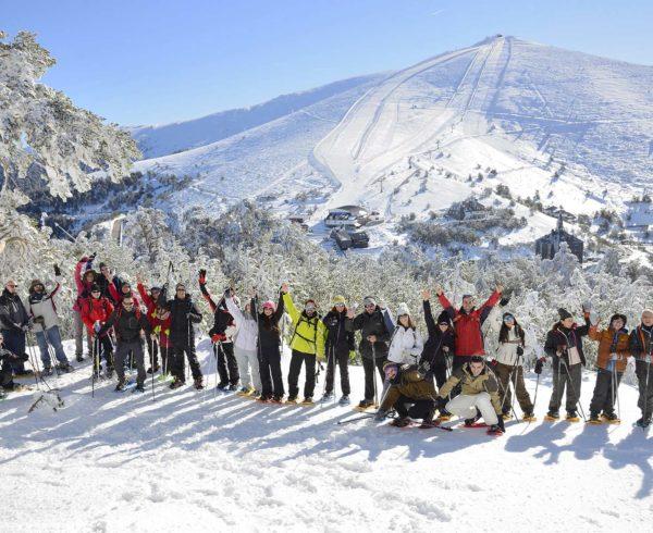 A la recherche du trésor glacé | Team building à la neige