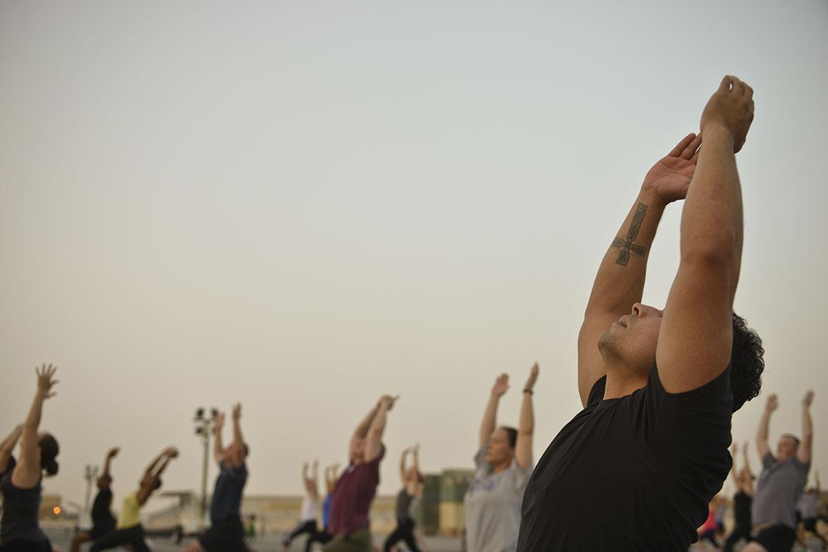 Zen Attitude Incentive Yoga Côte d'Azur