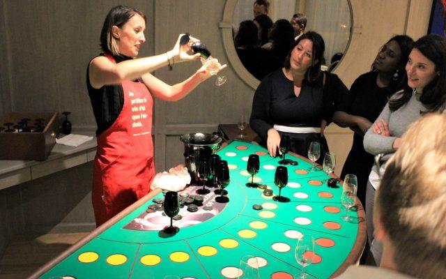 Casino des vins   Organisation de soirée d'entreprise