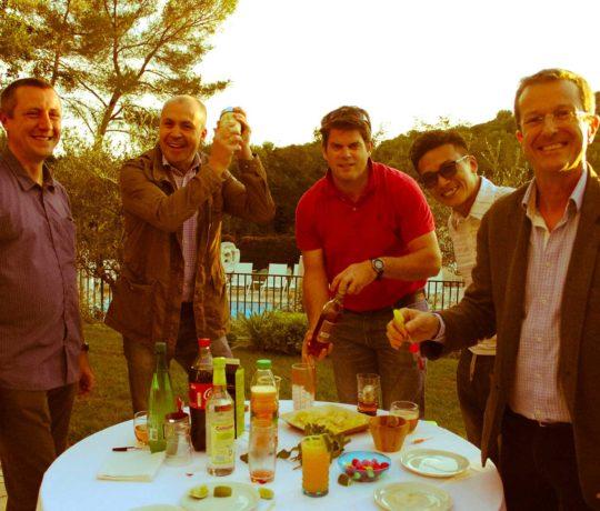 Cocktail Party | Idée Incentive Team building Côte d'Azur