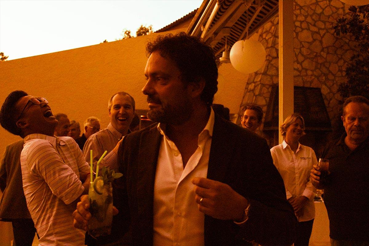Cocktail Party   Idée Incentive Team building Côte d'Azur