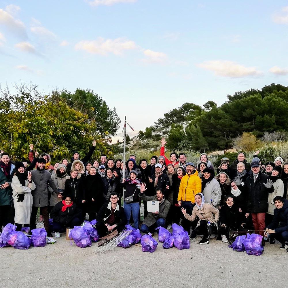 Activité engagées | Team Building |Incentive Côte d'Azur