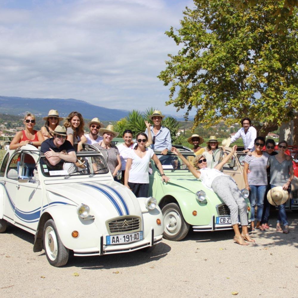 La Dynamo | Team Building |Incentive Côte d'Azur