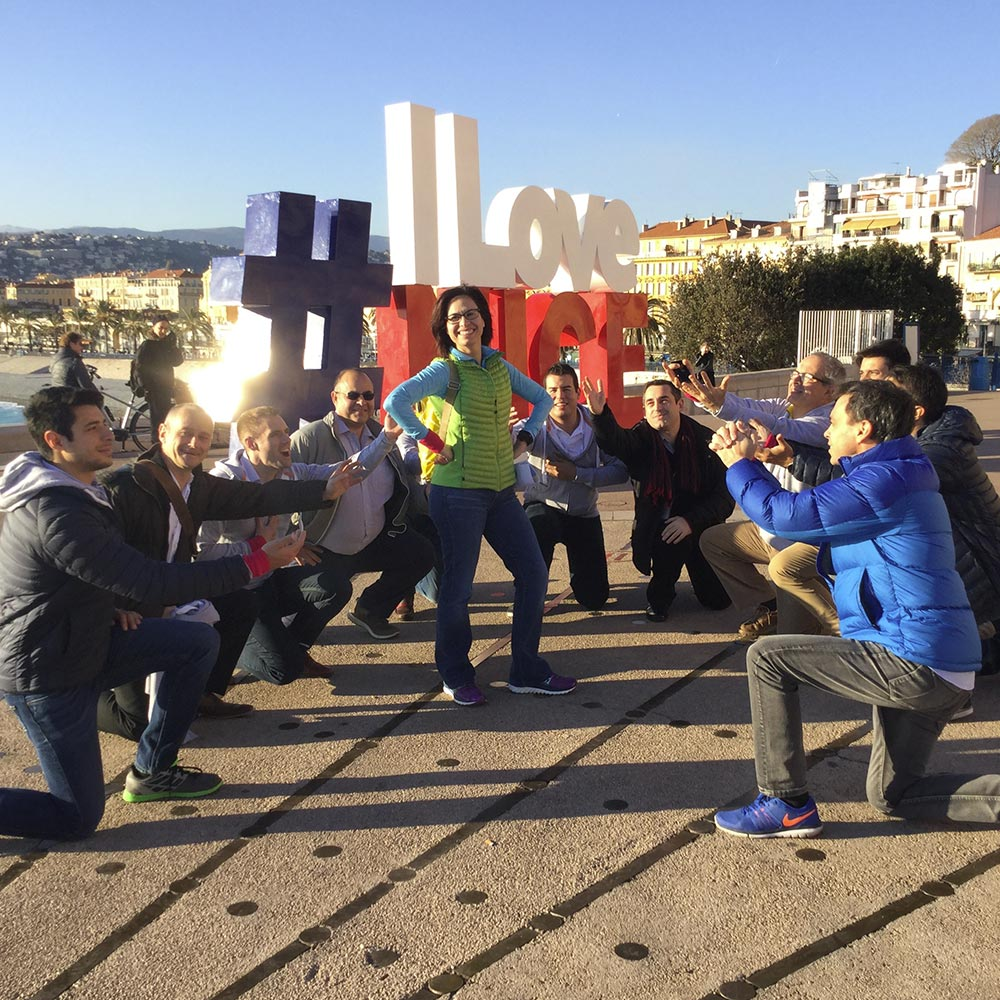 La Ville | Team Building |Incentive Côte d'Azur